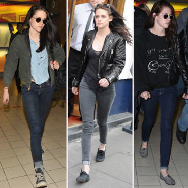 Kristen Stewart ses looks de bad girl