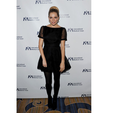 Sienna Miller à l'International Medical Corps Gala