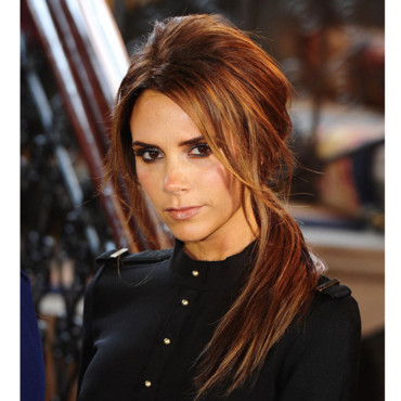 Victoria Beckham Spice Girls photocall pour comdie musicale Viva Forever  St Pancras Renaissance Hotel Londres juin 2012