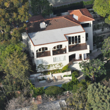Entrez dans la somptueuse villa de Megan Fox