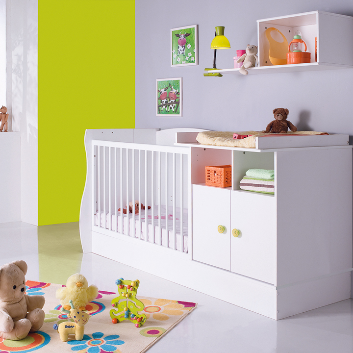 notre s lection de lits originaux pour enfants le lit pour enfant evolution conforama d co. Black Bedroom Furniture Sets. Home Design Ideas
