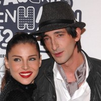 Photo : Adrien Brody et Elsa Pataky