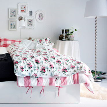 collection ikea 2012 70 nouvelles ambiances d couvrir housse de couette emmie s t ikea. Black Bedroom Furniture Sets. Home Design Ideas