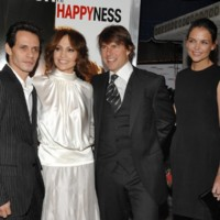 Photo : Jennifer Lopez, Marc Anthony, Tom Cruise et Katie Holmes