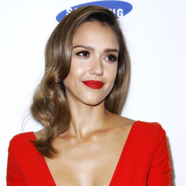 Jessica Alba au 13ème Gala annuel Samsung Hope for Children à New York le 10 juin 2014