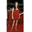 Robe rouge - Catherine Zeta-Jones