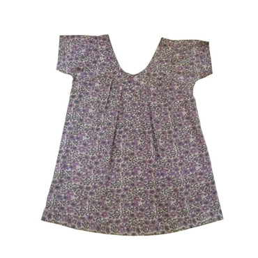 Top en liberty Lucas du Tertre 80 €