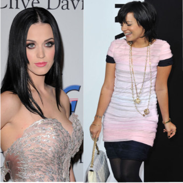 Katy Perry vs Lily Allen