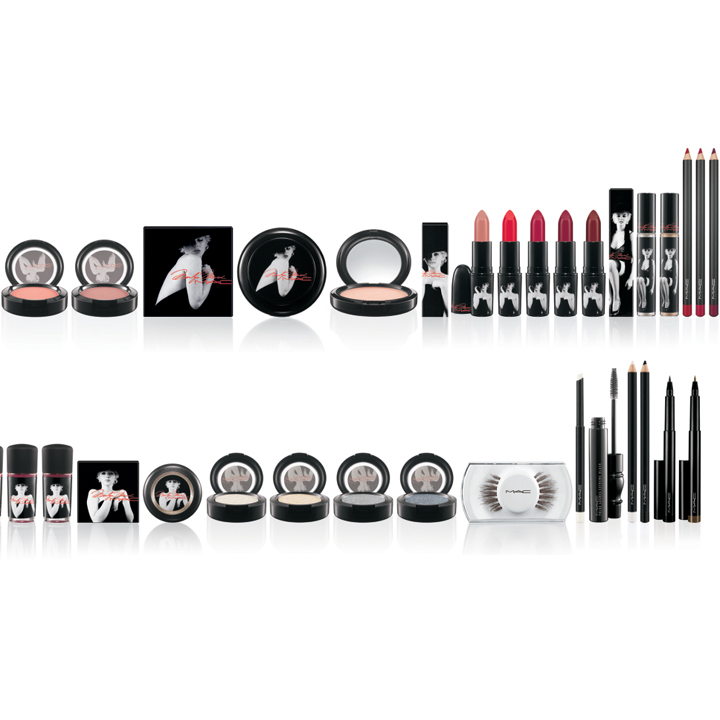 Collection de maquillage Marylin Minter, M.A.C Cosmetics, octobre 2012