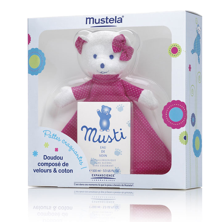 Le coffret collector Musti