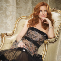Desperate Housewives : la déco baroque de Bree, alias Marcia Cross