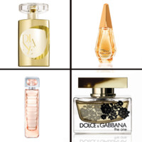 Montage quel parfum pour quel femme D&G The One Love Lace, Diane, Ange ou Demon Le Secret, Orange