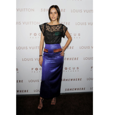 Star Style Louis Vuitton Isabel Lucas