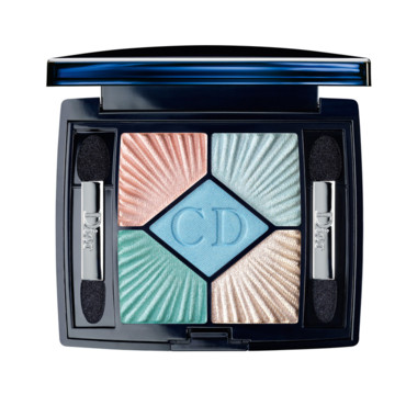 Palette Dior 5 couleurs édition Croisette - Swimming Pool (56,20 euros)