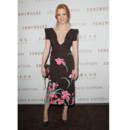 Star Style Louis Vuitton Jessica Chastain