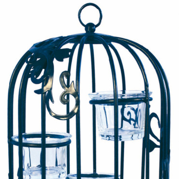 Accessoire jardin Coming B Cage photophore