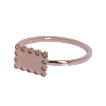 Bague mini biscuit Very Sisters 45e