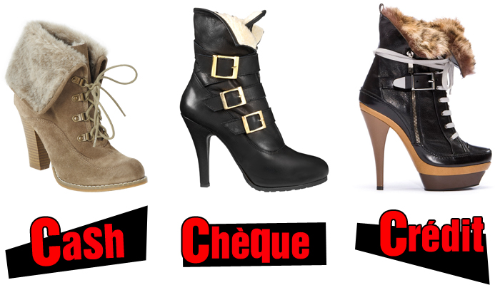 CCC les bottines