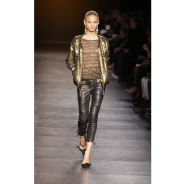 Fashion Week pap hiver 2010-2011 Isabel Marant