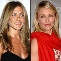 Photo : Jennifer Aniston et Cameron Diaz