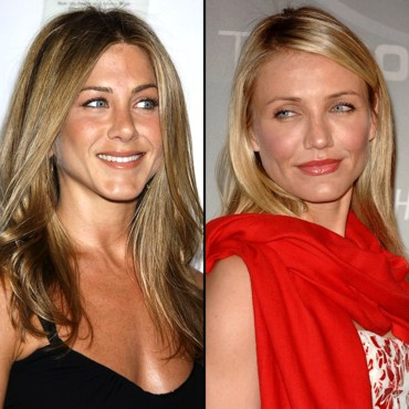 Jennifer Aniston et Cameron Diaz