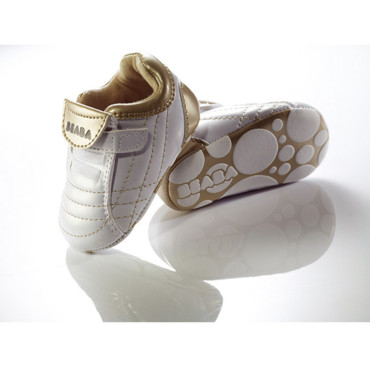 Chaussons Gold & White BEABA