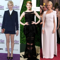 D'Emma Stone à Michelle Williams... Le best-of mode de la semaine