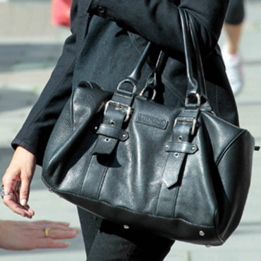Kate Moss - sac Longchamp