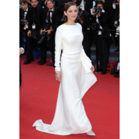 Photo : Marion Cotillard, sculpturale au Festival de Cannes 2013