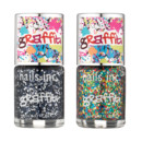Vernis effet graffiti Nails INC