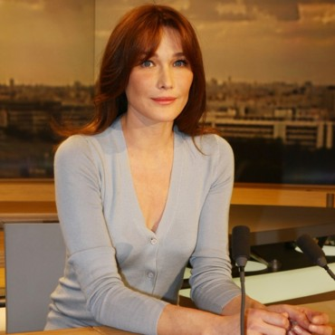 people : Carla Bruni 20h de TF1