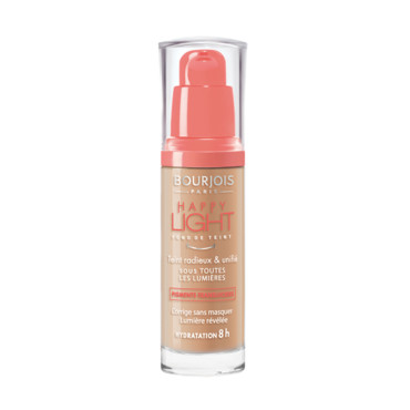 FOND DE TEINT HAPPY LIGHT BOURJOIS à 14,95 euros