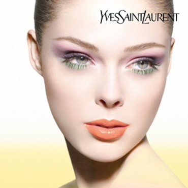 Tendances maquillage 2009 : look printemps d'Yves Saint-Laurent