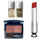 montage Collection Maquillage Dior AH 12/13 Golden Jungle et Nude