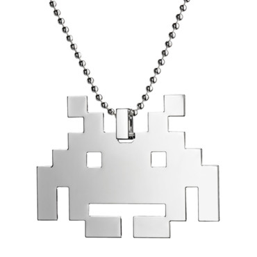 Collier Space Invader