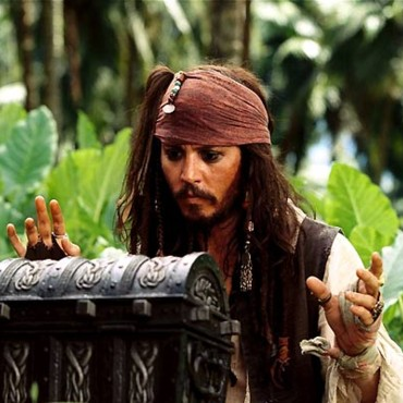 TF1/LCI Pirates des Caraïbes Le Secret du coffre maudit Johnny Depp
