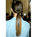 Loewe Fashion Week coiffeur Paulo Guido pour Redken