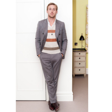 Ryan Gosling en mode cool chic