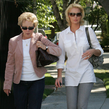 Katherine Heigl et sa mère Nancy