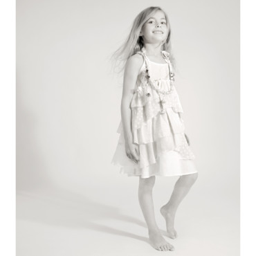 Mode enfant fille : Little Couture by Jean Bourget