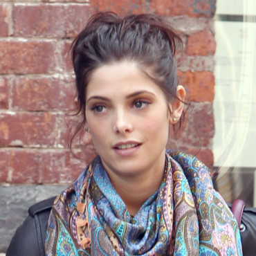 "Ashley Greene dans la nouvelle série ""Americana"" à New York"