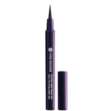 Maquillage Yves Rocher : feutre eyeliner tenue 12h
