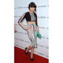 Daisy Lowe en Versace à la soirée Glamour Women of the Year 2011