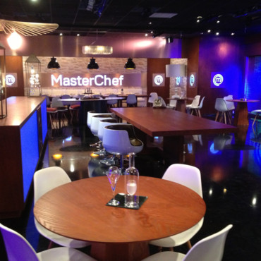 Table jury Masterchef, saison 4