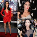 Megan Fox montage décollete