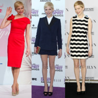 Michelle Williams : ses plus beaux looks sur le red carpet