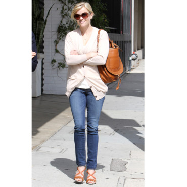 Reese Witherspoon et son sac Chloé