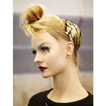 Manish Arora Fashion Week coiffeur Seb Bascle L'Oreal Professionnel