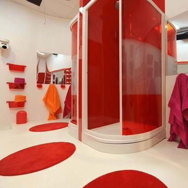 Dans la douche de secret story tendances d co d co for Decoration de douche