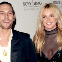 Photo : Britney Spears et Kevin Federline